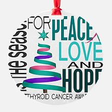 D Thyroid Cancer Ornament