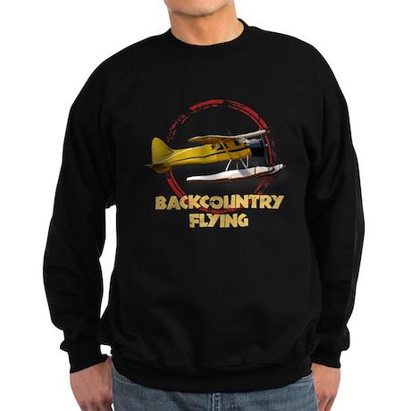 Beaver_Text Sweatshirt (dark)