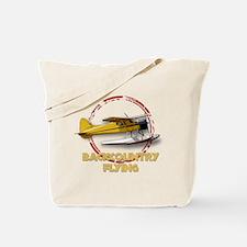 Beaver_Text Tote Bag