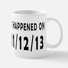 11/12/13 Mug