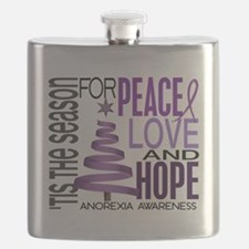 D Christmas 1 Anorexia Flask