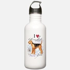 airedale-iPhone2 Water Bottle