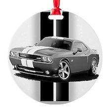 challengergrey Ornament