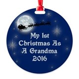 Grandma Ornaments