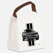 camarogray Canvas Lunch Bag