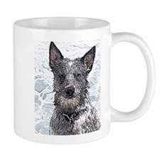 Wiley the Cattle Dog Mugs