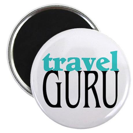 Travel Guru Magnet