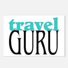 Travel Guru Postcards (Package of 8)