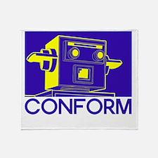 conform Throw Blanket