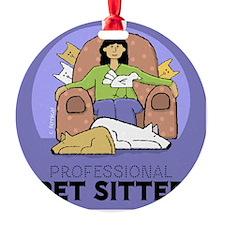 PETsitter Ornament