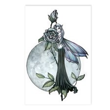 Midnight Rose Fairy Fanta Postcards (Package of 8)