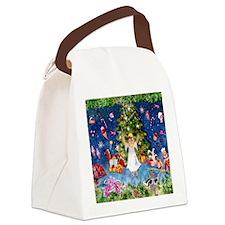 nutcra1 Canvas Lunch Bag