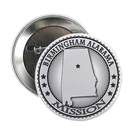 "Birmingham Alabama LDS Mission 2.25"" Button"
