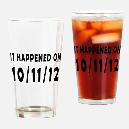 10/11/12 Drinking Glass