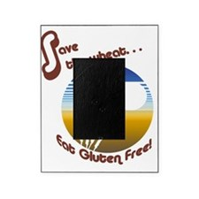 save the wheat Picture Frame