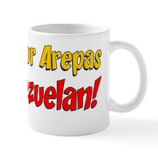 Bet Your Arepas Venezuelan Mug