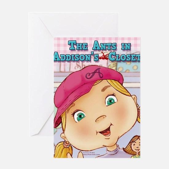 Addisons Closet Greeting Card