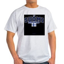 FI Hky IpadSlv554_H_F T-Shirt