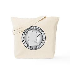 Minneapolis Minnesota LDS Mission Tote Bag