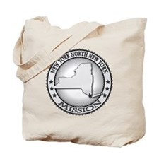 New York North New York LDS Mission Tote Bag