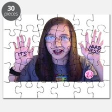 Madness-design-1-black-version Puzzle