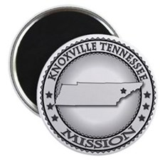 Knoxville Tennessee LDS Mission Magnet