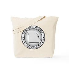 Saint Louis Missouri LDS Mission Tote Bag