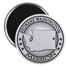Spokane Washington LDS Mission Magnet