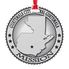 Guatemala City Central Guatemala LD Ornament
