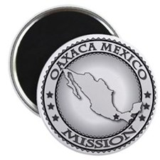 Oaxaca Mexico LDS Mission Magnet