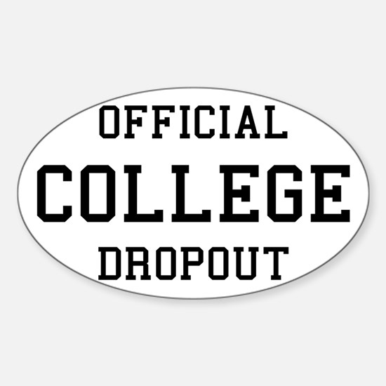 Official C Sticker (Oval)