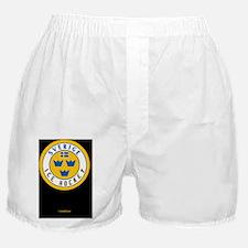 SE Hky10 KindleSlv553_H_F Boxer Shorts