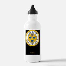 SE Hky10 KindleSlv553_ Water Bottle