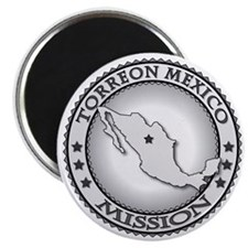 Torreon Mexico LDS Mission Magnet
