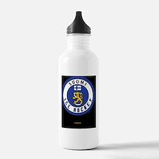 FI Hky10 IpadSlv554_H_ Water Bottle