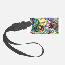 The Introduction Luggage Tag