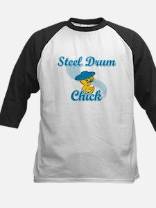 Steel Drum Chick #3 Tee