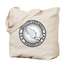 Mexico City North Mexico LDS Mission Tote Bag