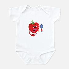 Strawberry Infant Bodysuit