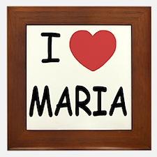 MARIA Framed Tile