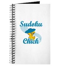 Sudoku Chick #3 Journal