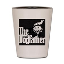 Dogfather Shot Glass