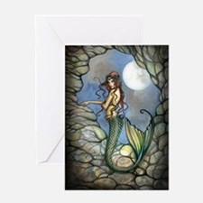 hidden cavern journal cafe press Greeting Card