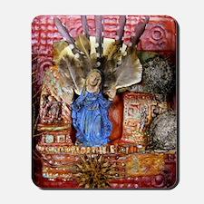 Mary the Healer Mousepad
