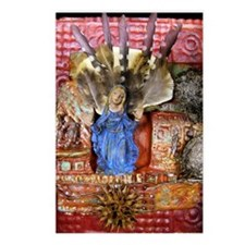 Mary the Healer Postcards (Package of 8)