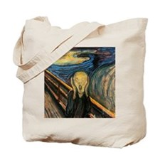 screampuzzle Tote Bag