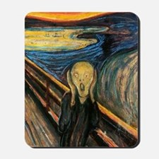 screampuzzle Mousepad