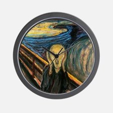 screampuzzle Wall Clock