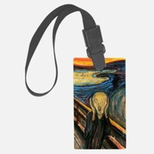 screampuzzle Luggage Tag