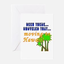 Too Much Snow! Greeting Cards (Pk of 10)
